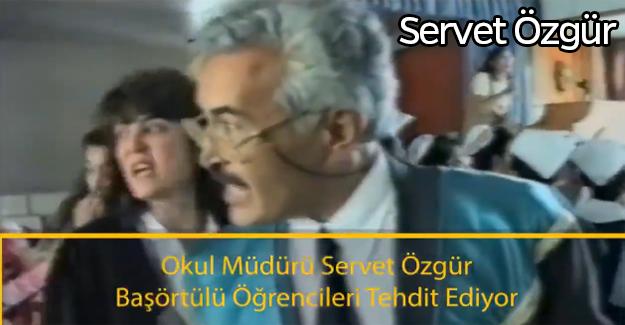 28 Şubatçı Servet Özgür halâ görevde | TUGAM
